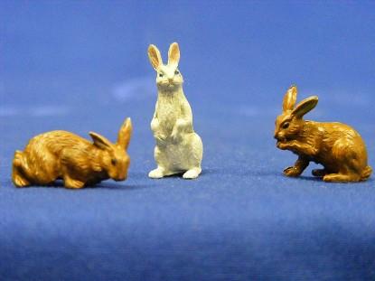 rabbits-3--elastolin-by-preiser-ELA5318
