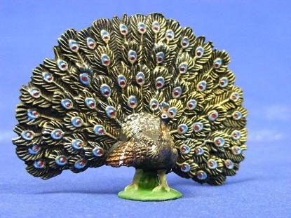 peacock-displaying-elastolin-by-preiser-ELA5330