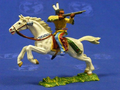 indian-on-horse-with-rifle-elastolin-by-preiser-ELA7131