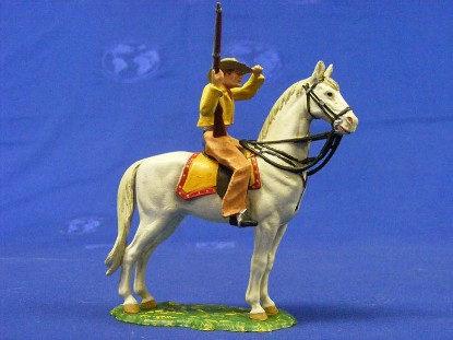 cowboy-on-horse-with-rifle-elastolin-by-preiser-ELA7155