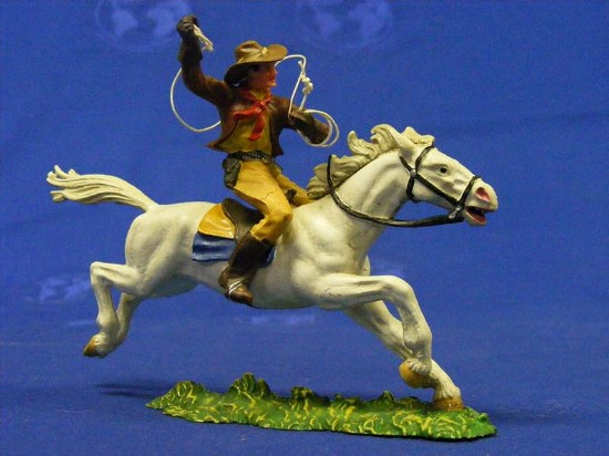 cowboy-on-horse-with-lasso-elastolin-by-preiser-ELA7157