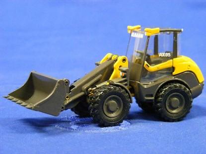 ahlman-n-ax85-wheel-loader-w-spare-forks-conrad-CON2442