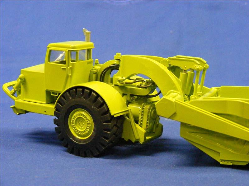 Terex TS-24 Push Pull Scraper