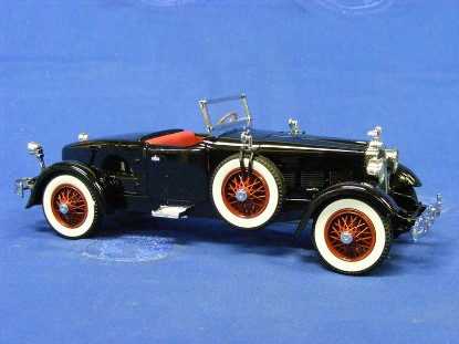 1927-stutz-black-hawk-danbury-mint-DAN1927