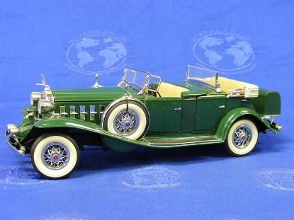 1932-cadillac-v-16-sport-phaeton-danbury-mint-DAN1932