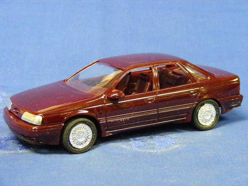 1989-ford-taurus-sho-red-amt-ertl-AMT6067