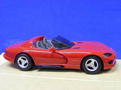 1992-dodge-viper-rt-10-red-amt-ertl-AMT6113