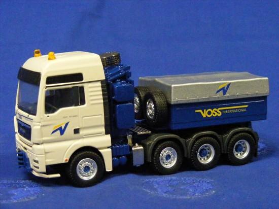 MAN TGX XXL Heavy haul tractor VOSS