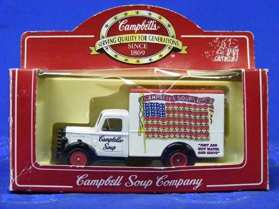 buffalo road imports campbells soup box truck truck box