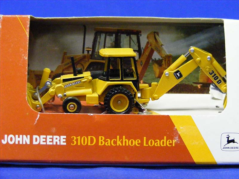 John Deere 310D Backhoe Loader