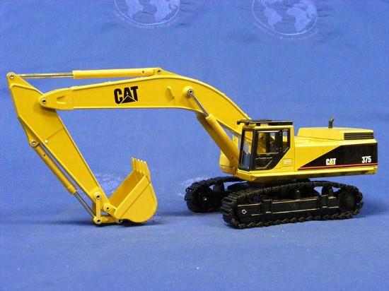 Caterpillar 375 Track Excavator (New Color)