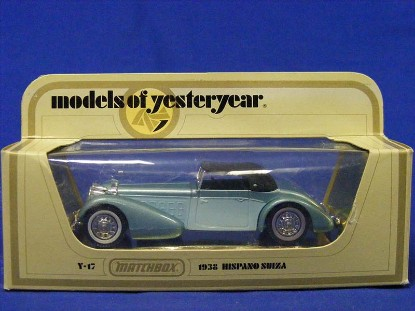 1938-hispano-suiza-light-blue-matchbox-yesteryear-MMYY17