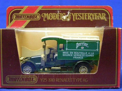 1910-renault-perrier-water-delivery-truck-matchbox-yesteryear-MMYY25