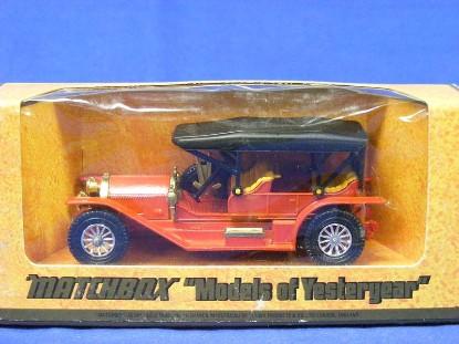 1912-simplex-car-red-matchbox-yesteryear-MMYY9