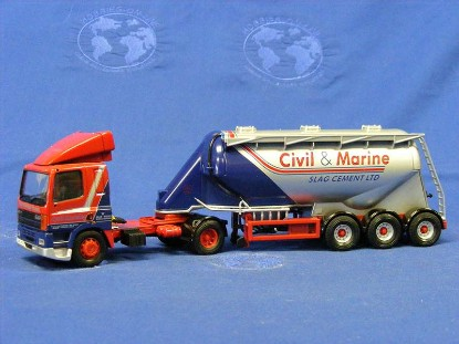 leyland-daf-85-powder-tanker-cyril-knowles-ltd--corgi-COR75901