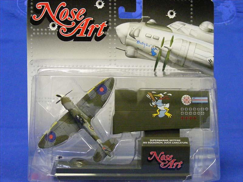 Spitfire RAF 303 squadron