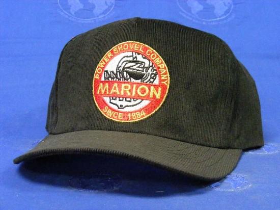 hat-marion-power-shovel-bucket-logo-brih-hats-BRIH001