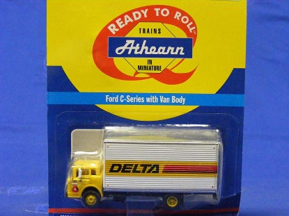 ford-c-series-w-van-body-delta--athearn-ATH2749