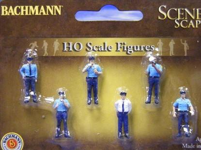 police-squad-6--bachmann-BAC33104