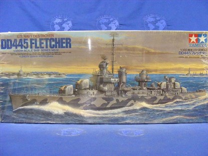 us-navy-destroyer--dd445-fletcher-tamiya-TAM78012