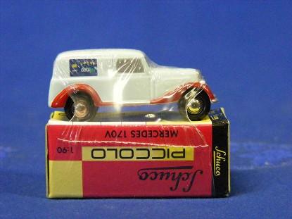mecedes-benz-170-van-1999-only--schuco-SHU1520
