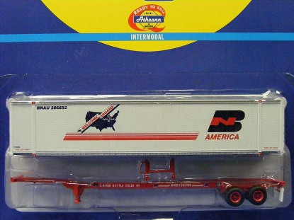 48-container-chassis-burlington-northern--athearn-ATH27705