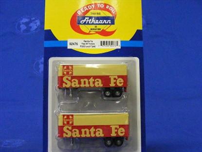 set-of-2-25-trailers--sante-fe-athearn-ATH92476