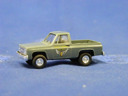 chevy-pickup-truck--ohio-state-highway-patrol-trident-miniatures-TRI90183