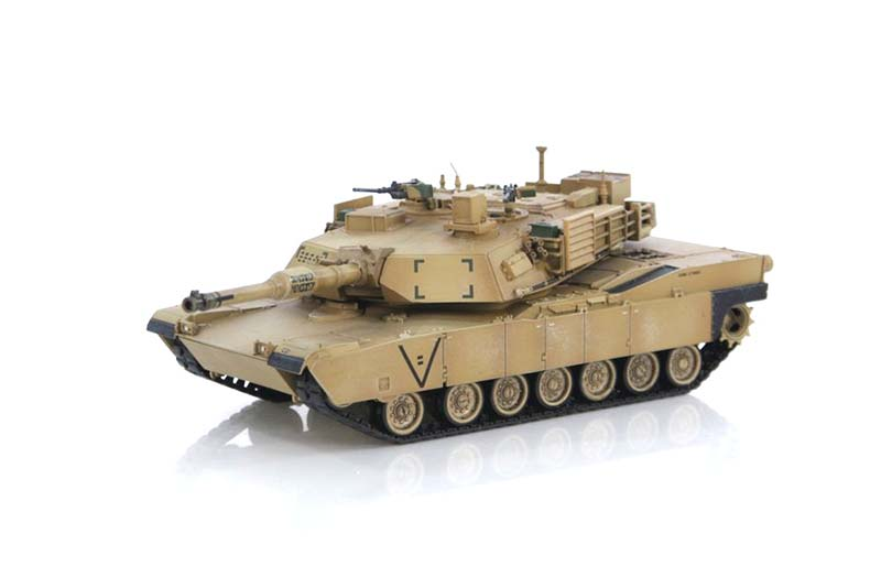 M1 Abrams Tank Model - Desert Tan