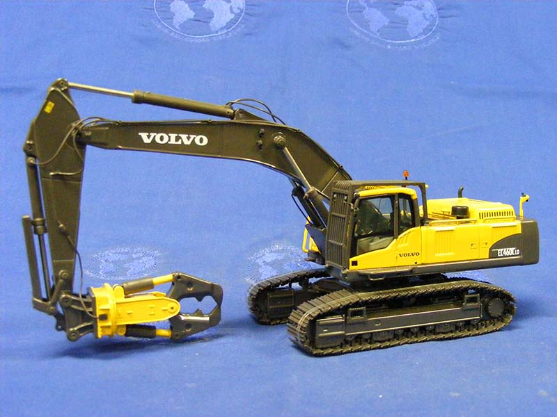 Volvo Ec460 Cld Demolition Excavator