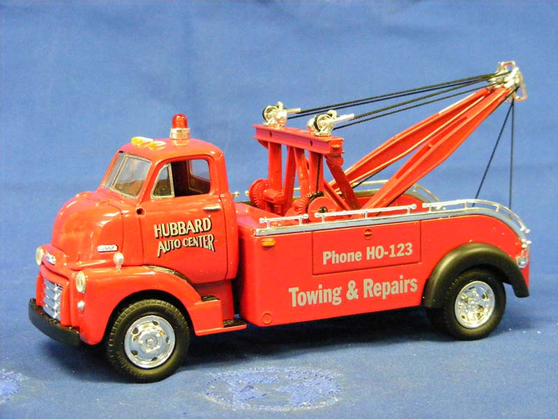 Hubbard Auto Center >> Gmc 1952 Tow Truck Hubbard Auto Center