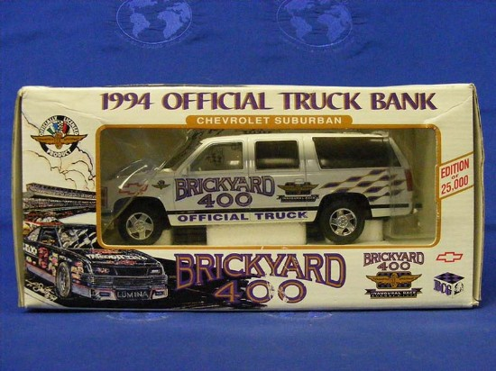 1994-chevy-suburban-truck-bank--brickyard-400-brookfield-collectors-guild-BCG002