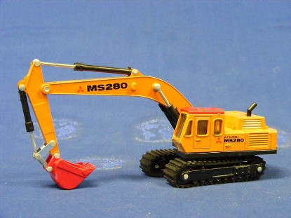 mitsubishi-ms280-track-excavator-orange-diapet-DIAK-42