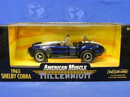 1965-shelby-cobra-millenium-convertible--blue-ertl-ERT32237