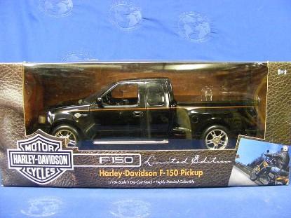 ford-f150-pickup-harley-davison-ertl-ERT32389