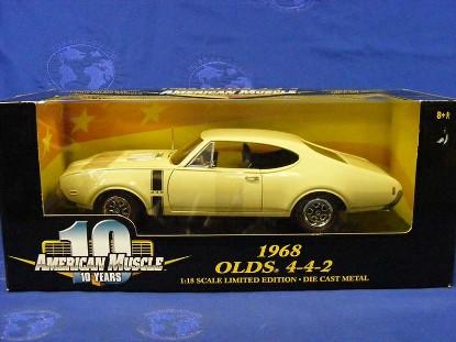 1968-olds-4-4-2--yellow-ertl-ERT36420Y