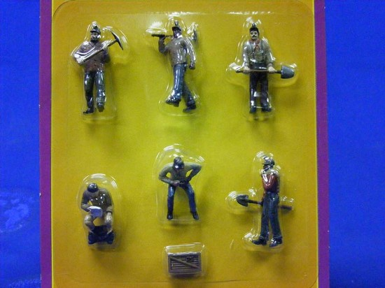 miners-set-of-6-figures-mth-MTH11058