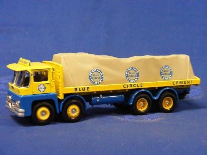 guy-invincible-platform-lorry--blue-circle-cement-corgi-COR29101