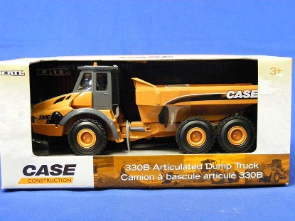 case-330b-articulated-dump-truck-ertl-ERT14705