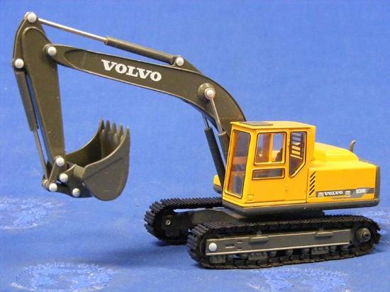 Volvo EC280 track excavator