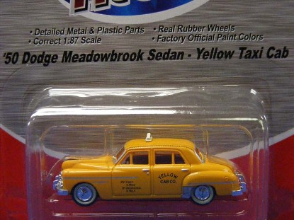 1950-dodge-meadowbrook-sedan--yellow-taxi-cab-classic-metal-works-MWI30229