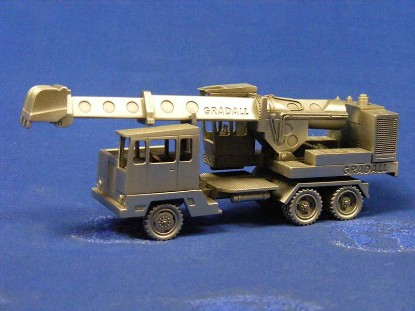 gradall-truck-mounted-excavator-precision-pewter-craft-PPCGRAD