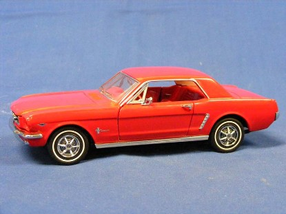 1965-ford-mustang-45th-anniversary-edition-franklin-mint-TFMB11G229