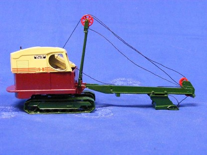bucyrus-erie-19b-skimmer-built-bill-barnes-models-BBM111