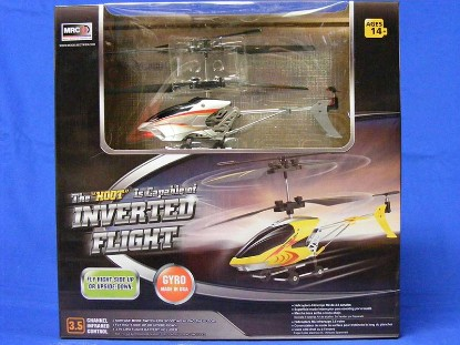 the-hoot-r-c-helicopter-inverted-flight--silver-model-rectifier-corp-MRC79001