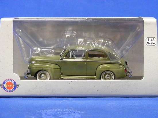 ford-super-deluxe-1941-lockhaven--green-american-heritage-models-AHS43-201