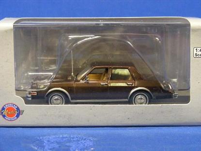 dodge-diplomat-1985-brown-american-heritage-models-AHS43-700