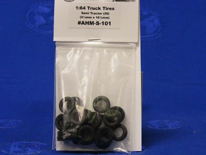 tires-20-1-64-truck-tires-4.5mm-x-16.5mm-american-heritage-models-AHSS-101