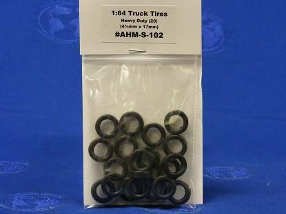 tires-1-64-truck-heavy-duty-20-4.5mm-x-17mm-american-heritage-models-AHSS-102