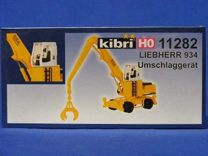 liebherr-934-wheel-grapple-with-high-cab-kibri-KIB11282